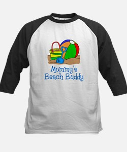 Mommys Beach Buddy Baseball Jersey