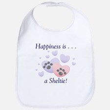 Happiness is...a Sheltie Bib
