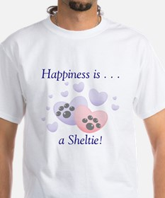 Happiness is...a Sheltie Shirt