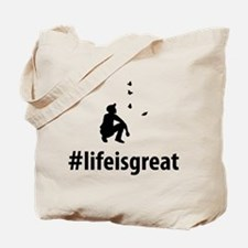 Butterfly Lover Tote Bag