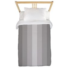 Shades of Grey Twin Duvet
