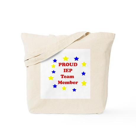 IEP team pride Tote Bag