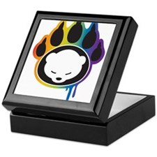 Bear Pride Keepsake Box