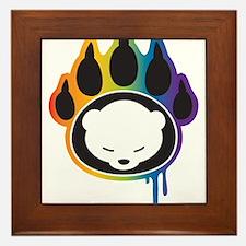 Bear Pride Framed Tile