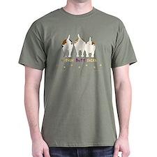 Nothin' Butt Jacks Green T-Shirt