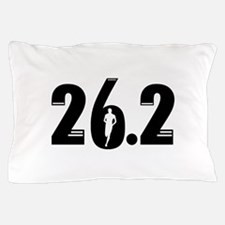 26.2 run Pillow Case