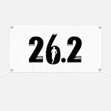 26.2 run Banner