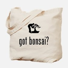 Bonsai Lover Tote Bag