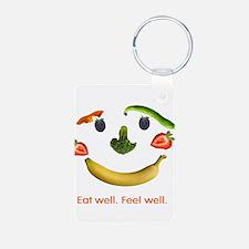 Healthy Diet Keychains