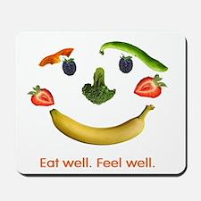 Healthy Diet Mousepad