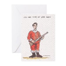 Mikel Rouse Holiday Greeting Cards (Pk of 10)