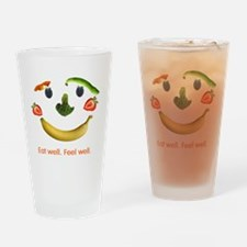Healthy Diet Drinking Glass