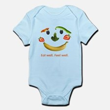 Healthy Diet Infant Bodysuit