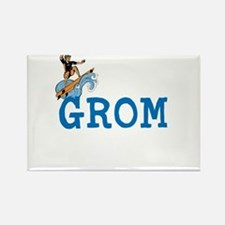 Grom Rectangle Magnet