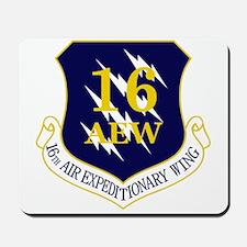16th AEW Mousepad