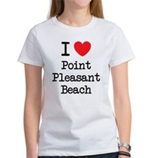 I love Point Pleasant Beach Tee