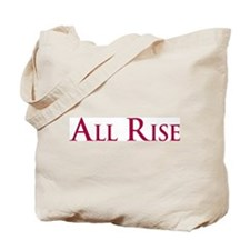 ALL RISE Tote Bag