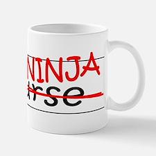 Job Ninja Nurse Mug