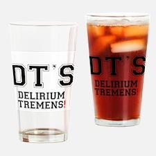 DTS - DELIRIUM TREMENTS! Drinking Glass