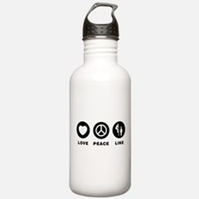 Toilet Water Bottle