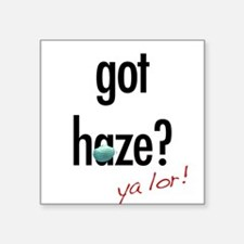 Got Haze? by QI Sticker