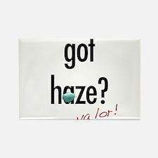 Got Haze? by QI Rectangle Magnet
