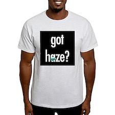 Got Haze? by QI T-Shirt
