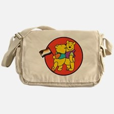 Bear pride Messenger Bag