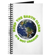 Keep the Earth Clean Journal