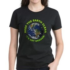 Keep the Earth Clean (Front) Tee