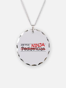 Job Ninja Pediatrician Necklace
