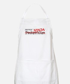 Job Ninja Pediatrician Apron