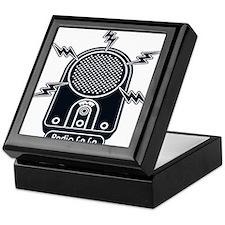 Radio Ga Ga Keepsake Box
