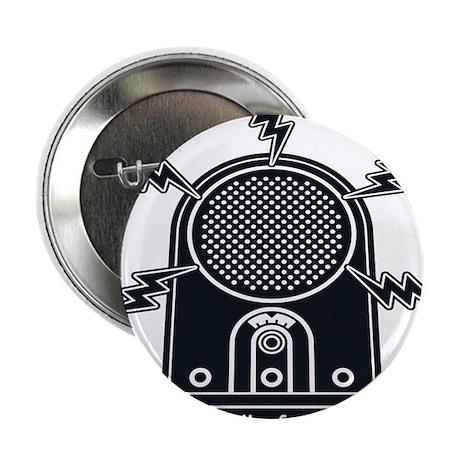 """Radio Ga Ga 2.25"""" Button"""
