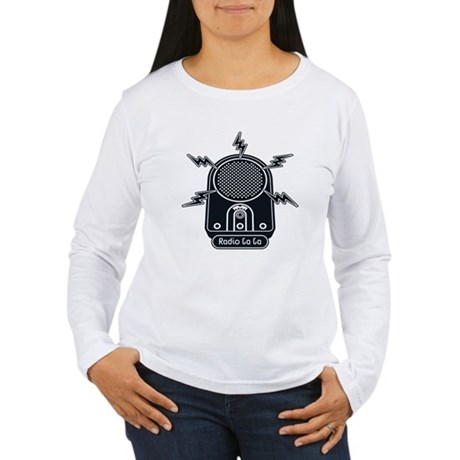 Radio Ga Ga Long Sleeve T-Shirt