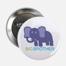 "Big Brother Elephant 2.25"" Button"
