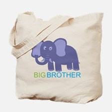 Big Brother Elephant Tote Bag
