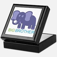 Big Brother Elephant Keepsake Box