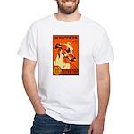 WHIPPET WMD Atomic Dog -White T-shirt