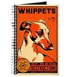 WHIPPETS WMD - Atomic Dog Journal