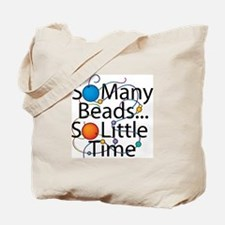 So Many Beads.... Tote Bag