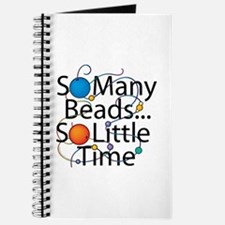 So Many Beads.... Journal