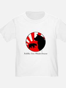 Bear Sun logo (light) T-Shirt