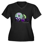 hr media NEW Plus Size T-Shirt