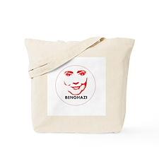 Hillary Clinton Benghazi 2016 Tote Bag