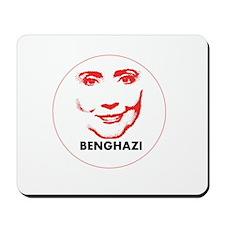 Hillary Clinton Benghazi 2016 Mousepad