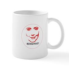 Hillary Clinton Benghazi 2016 Mug