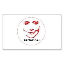 Hillary Clinton Benghazi 2016 Decal