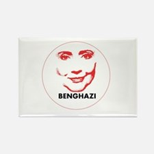Hillary Clinton Benghazi 2016 Rectangle Magnet