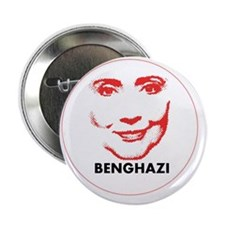 "Hillary Clinton Benghazi 2016 2.25"" Button"
